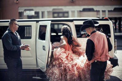 Limo Services for Quinceaneras