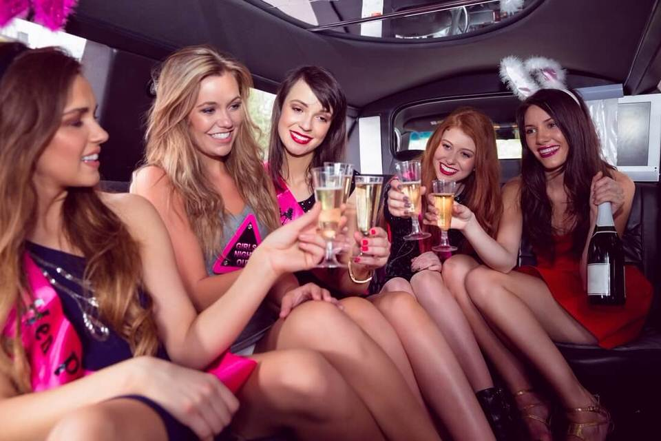 Bachelor & Bachelorette Party Transportation