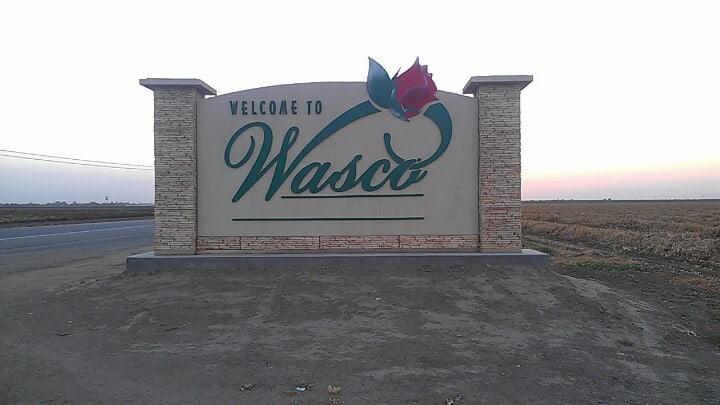 Wasco, California